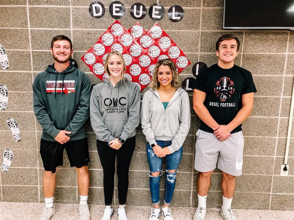 Congrats to Deuel's All State Choir singers!